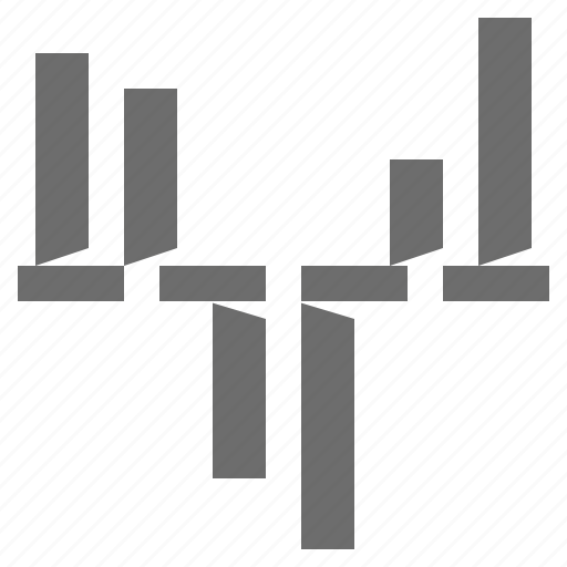 forest, forex, graph, statistics icon