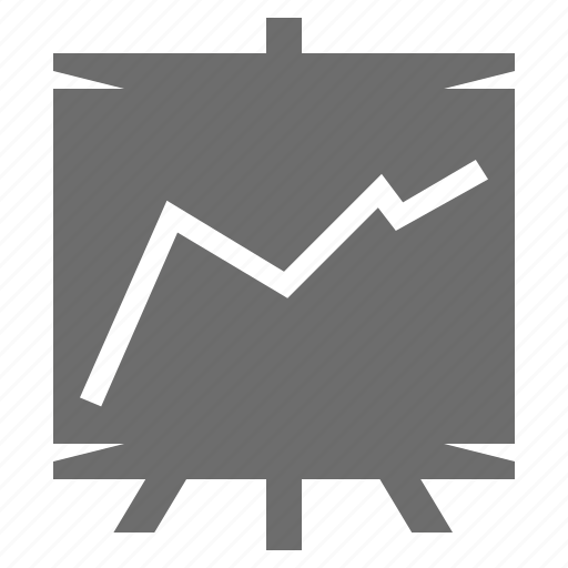 analytics, business, graph, statistics icon