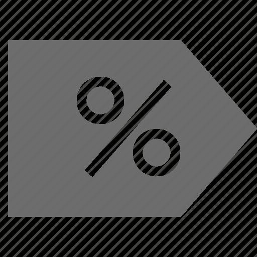 discount, label, sale, tag icon
