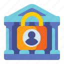 banking, privacy, money, user icon