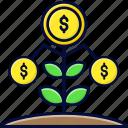 dividend, income, interest, investment, passive income