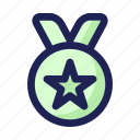 achievement, award, business, finance, gold, medal
