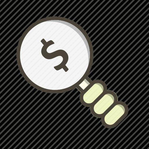banking, dollar, money icon