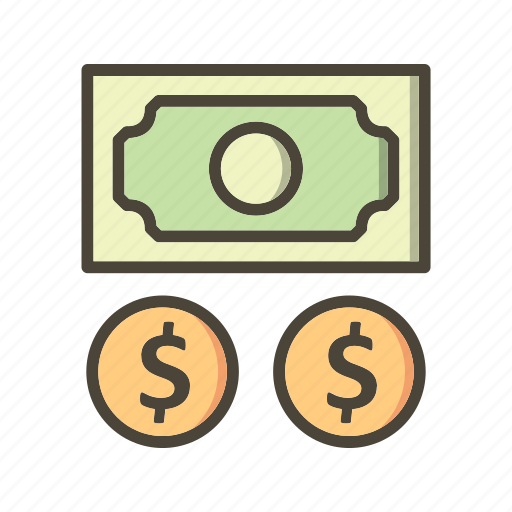 banking, cash, finance, investment, money icon