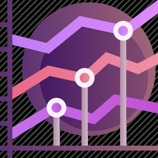Market, stock, analytics, data, graph, report, statistics icon - Download on Iconfinder