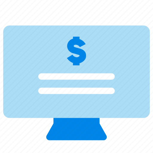 bank, e-payment, internet banking, mobile banking icon