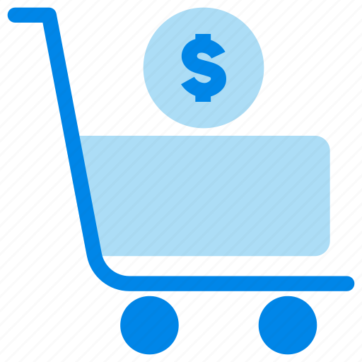 cart, commerce, payment, shopping icon
