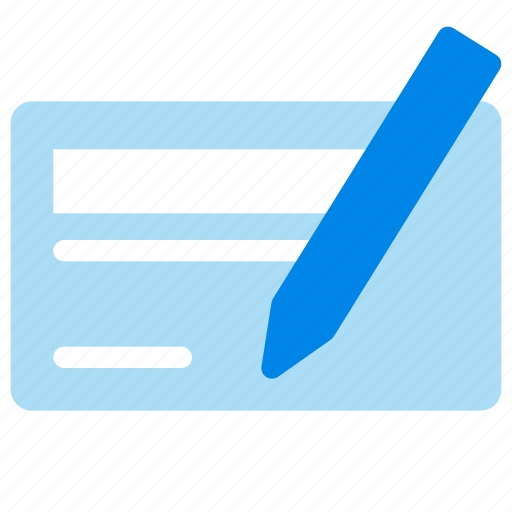 Banking, check, money, payment icon - Download on Iconfinder