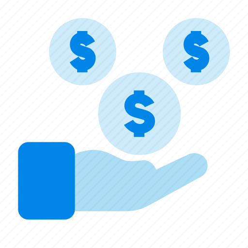 cash, earning, fund, money icon