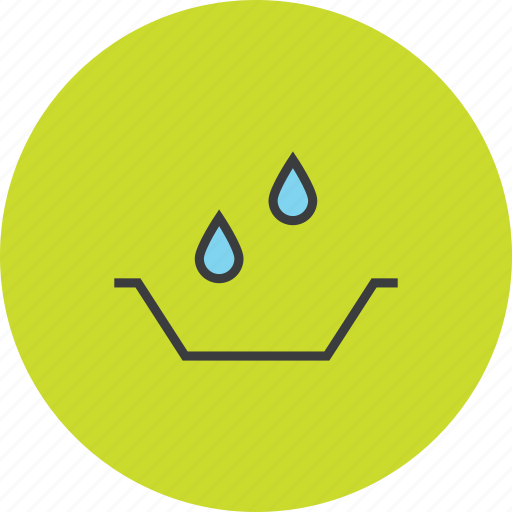banking, collect, drops, finance, save, savings, water icon
