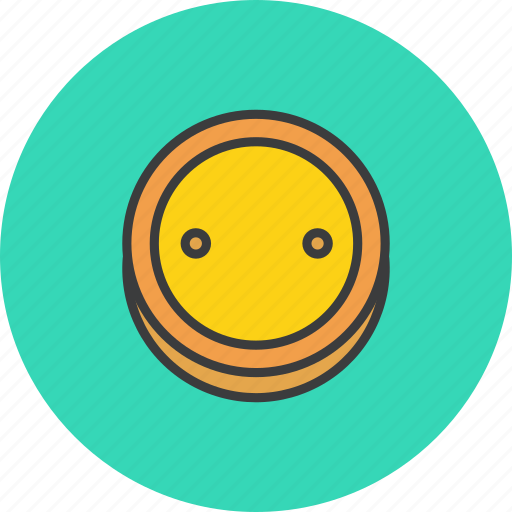 business, coin, currency, ecommerce, finance, money, trade icon