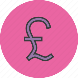 british, business, currency, finance, forex, gbp, pound icon