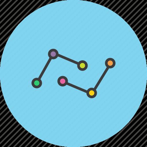 analysis, analytics, diagram, graph, sales, statistics, trends icon