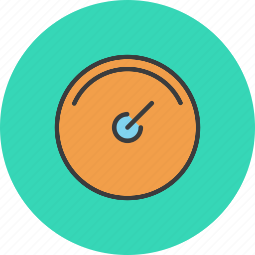 account, balance, dashboard, gauge, increase, indicator, speedometer icon