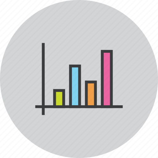 analysis, business, data, graph, report, sales, statistics icon
