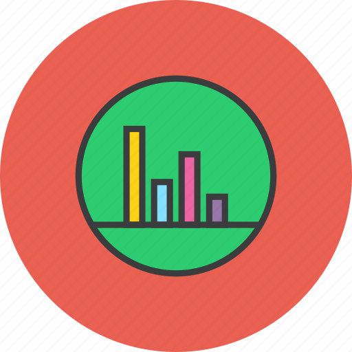 analysis, data visualization, graph, infographic, presentation, statistics, trade icon