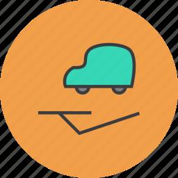 banking, car, care, finance, help, insurance, loan icon