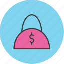 bag, balance, buy, cash, ecommerce, handbag, shopping icon