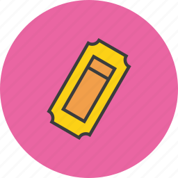 coupon, discount, ecommerce, sales, shopping, ticket, voucher icon