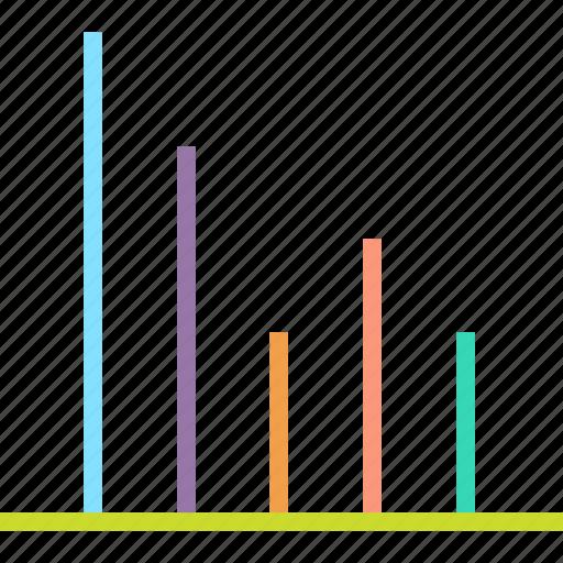 analysis, analytics, data visualization, graph, infographic, math, statistics icon