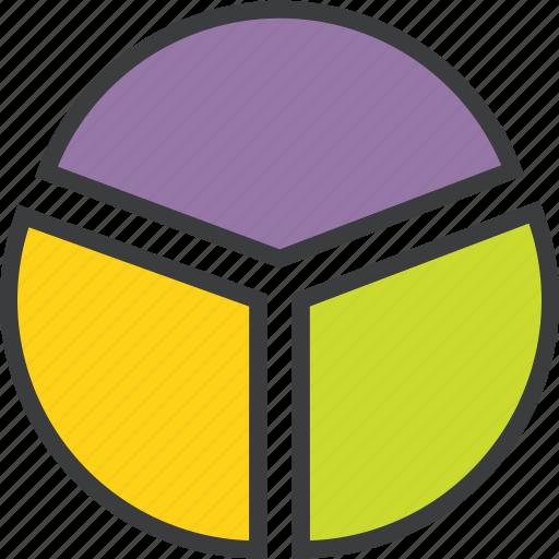 analysis, chart, data, diagram, pie, presentation, statistics icon