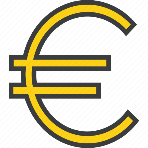 business, currency, eu, euro, finance, forex, trade icon