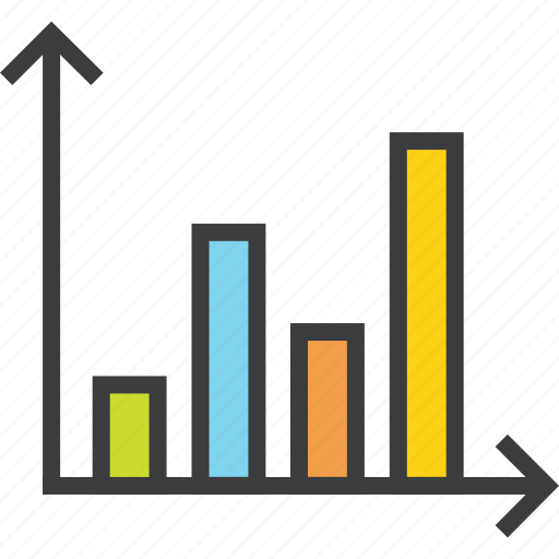 analysis, data, finance, graph, report, statistics, trends icon