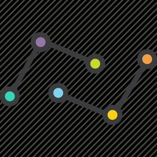 analysis, analytics, data, graph, infographic, statistics, trends icon