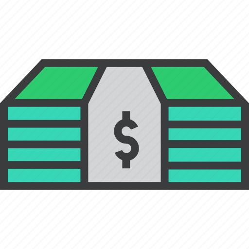 business, cash, currency, dollar, finance, funds, money icon