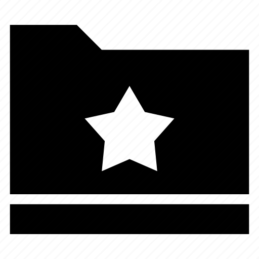 bookmark, favorite, favourite, folder, heart, like, star icon