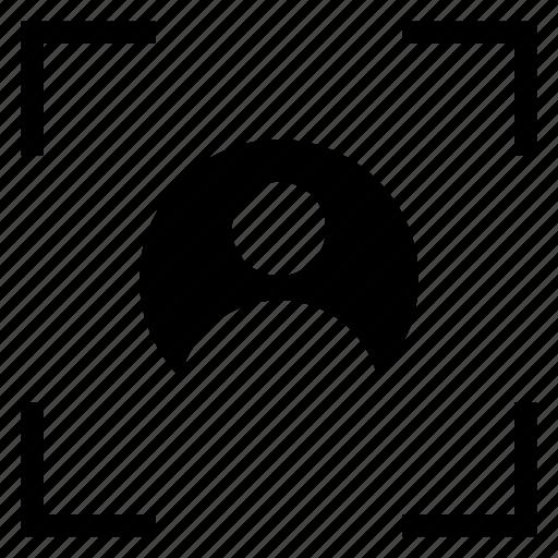 account, avatar, man, person, profile, user, userinterface icon