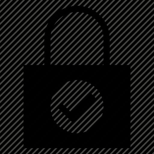 doorlock, lock, locker, protection, safe, secure, security icon