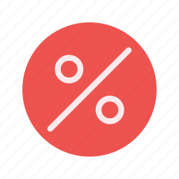 account, amount, business, calculate, finance, percentage, value icon
