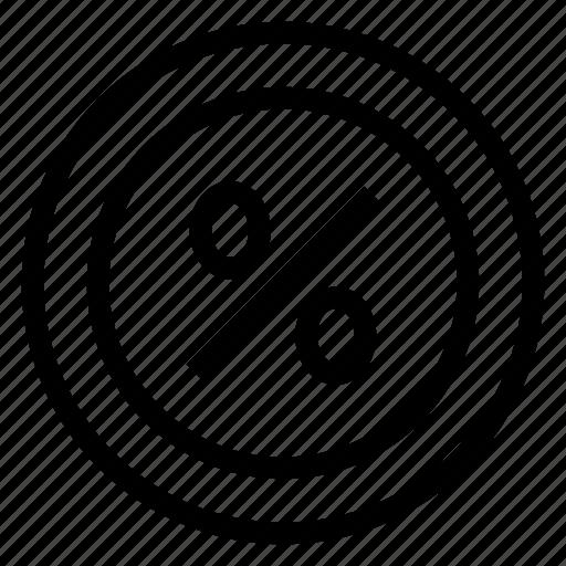 badge, business, percent, percentage, rating, sale, statistics icon