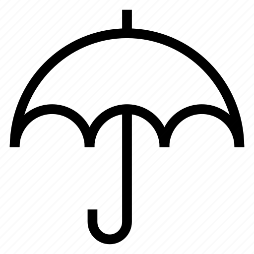 care, protection, safety, secure, security, shield, umbrella icon