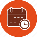 business, calendar, deadline, startup icon