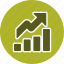 chart, graph, growth, profit, revenue icon