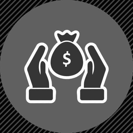 banking, money, save money icon