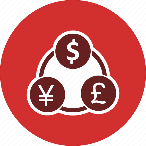 banking, currency, finance icon