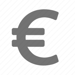 currency, euro, exchange, finance, foreign, money, rate icon