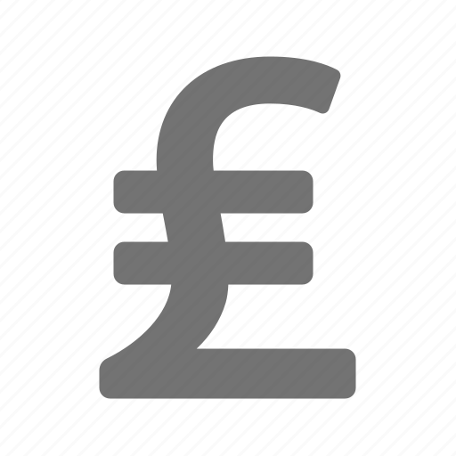 currency, exchange, finance, money, pound, rate, sterling icon