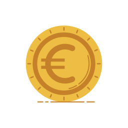 banking, business, coin, currency, gold, graphic, money icon