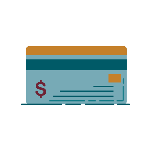 banking, business, card, coins, credit, graphic, money icon