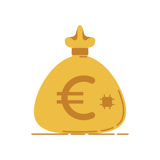 bank, banking, business, coins, currency, graphic, money icon