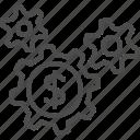 business, cogs, finance, gears, sprockets