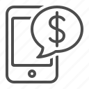finance, mobile banking, money, online banking, smartphone