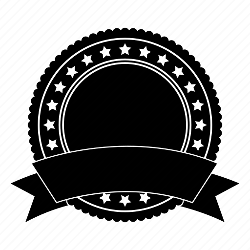 badge, banner, congratulations, logo, prize icon