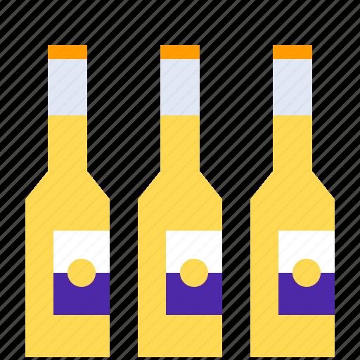 Alcohol, bar, beer, bottles, drink, drinks, of icon - Download on Iconfinder