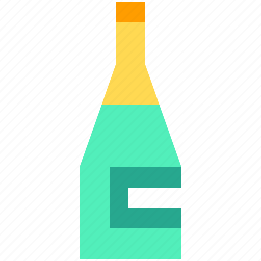 Alcohol, bottle, champagne, drink, drinks icon - Download on Iconfinder