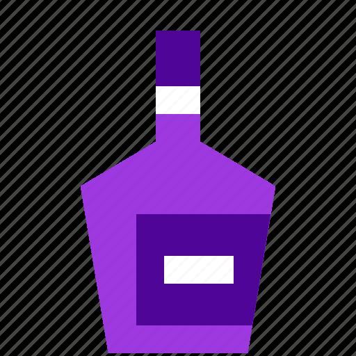 alcohol, bar, bottle, club, lime, liquor, party icon